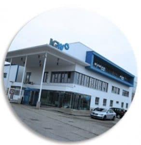 IGW company in Brno