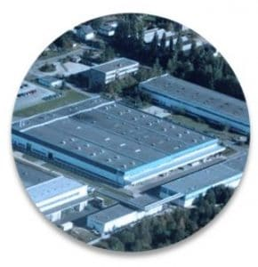 Company plant in Reichenbach, Germany