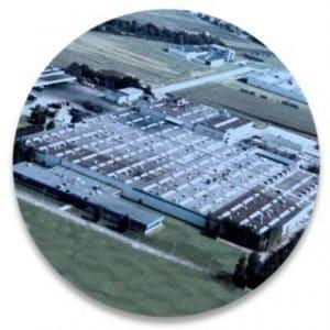 VCST Headerquart plant in Sint-Truiden